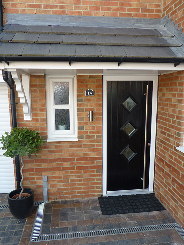 Composite doors jedson for French doors barnsley